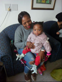 Linathi Clubfoot success story steps