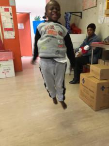 Malik's success story STEPS clubfoot care