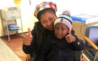 Clubfoot success story