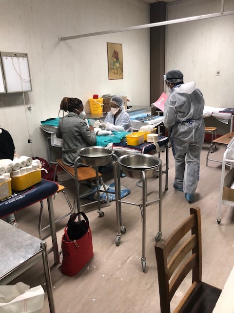 Clubfoot care in the time of COVID-19: A front line view